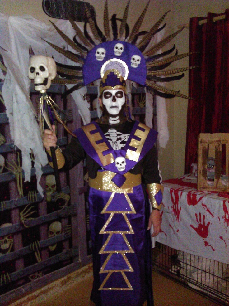 Aztec Halloween Costume Bing Images  sc 1 st  Meningrey : creative witch costume ideas  - Germanpascual.Com
