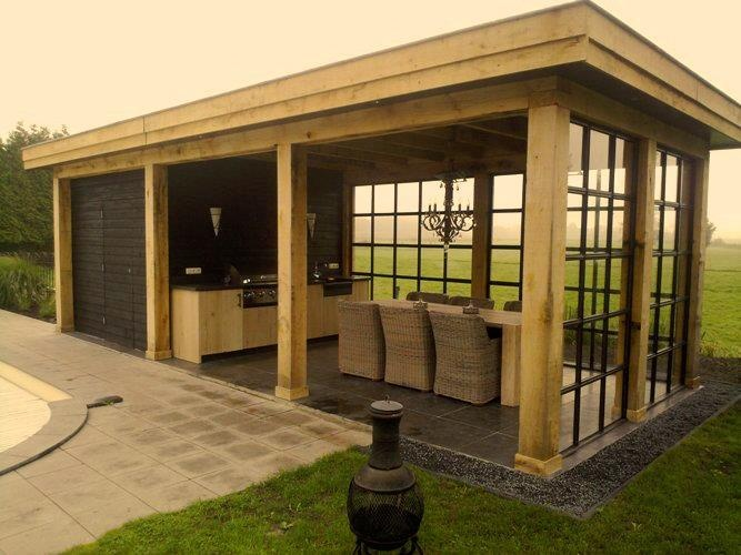 81 best images about huis on pinterest toilets ramen and tes - Overdekte patio pergola ...