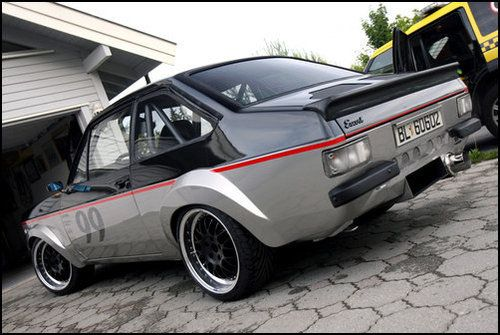 cosworth mk2 escort - Google Search
