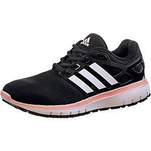 <title>Adidas Energy Cloud WTC Laufschuhe Damen schwarz/koralle im Online Shop von SportScheck kaufen</title>