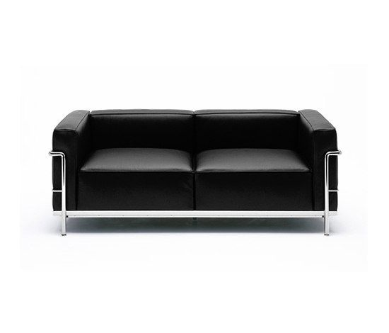 Sofas   Seating   LC3   Cassina   Le Corbusier-Pierre Jeanneret. Check it out on Architonic