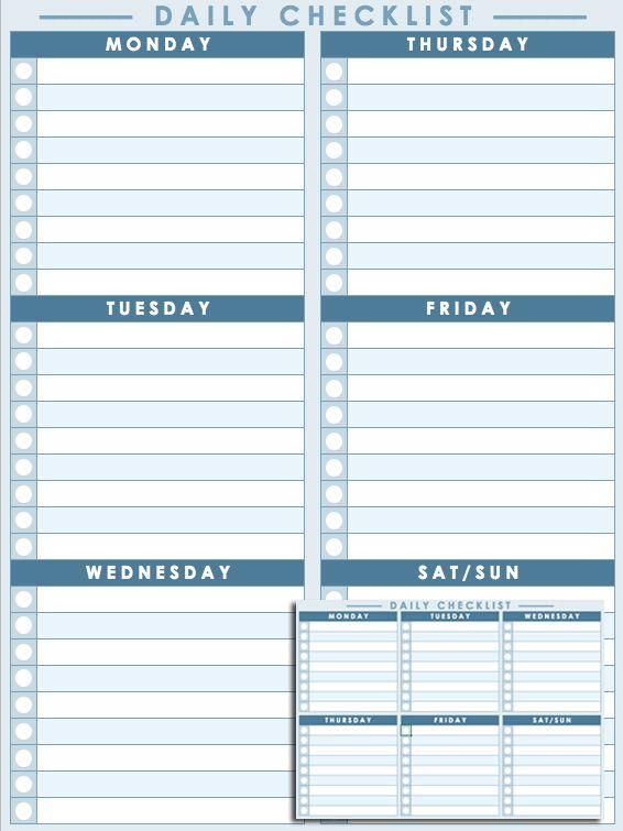 employee schedule sheet