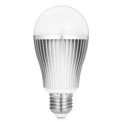 MiLight 2.4G Wireless E27 9W RGBW LED Bulb App Remote Control Dimming