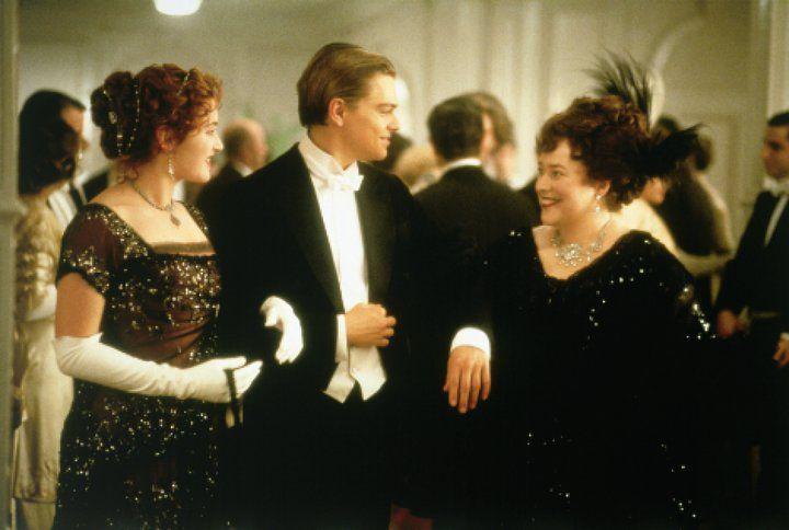 Rose, Jack et Molly
