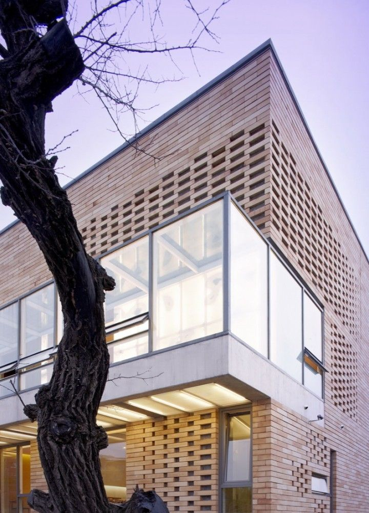 The Concave House, Benxi, Liaoning Province, China   Tao Lei Architect Studio