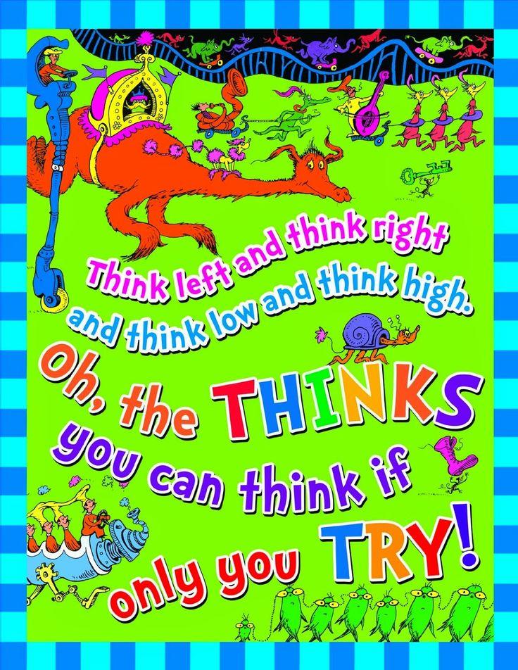 Promoting Success: Dr. Seuss Activities Printables Free