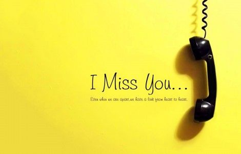 I Miss You Love Quotes Wallpaper