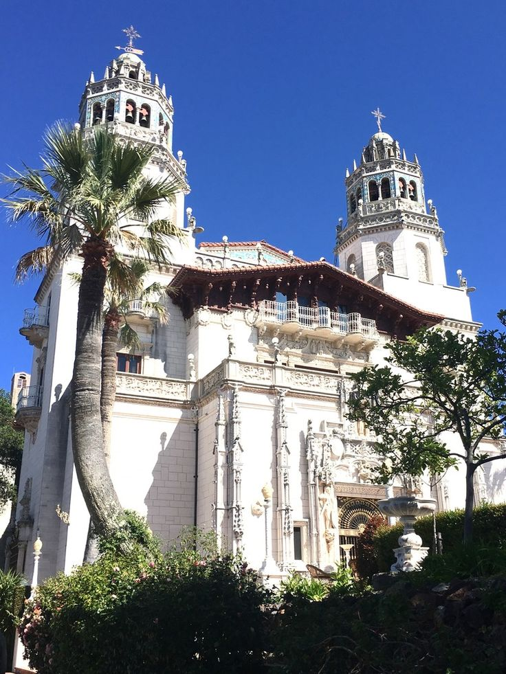 17 best images about hearst castle on pinterest mansions for San siemon