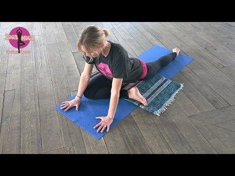 Faszien dehnen mit Yin Yoga für mehr Gelassenheit (YOGAMOUR #62) - YouTube