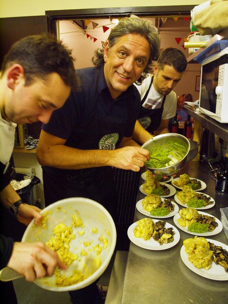 Chef Giorgio Locatelli