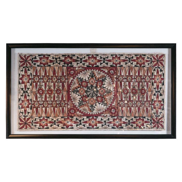 Tapa Cloth from Papua New Guinea   From a unique collection of antique and modern tapestries at https://www.1stdibs.com/furniture/wall-decorations/tapestry/