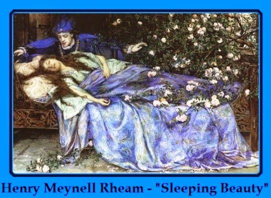 """Λόλα, να ένα άλλο: Ωραία Κοιμωμένη : Ένα """"αυστηρώς ακατάλληλο"""" παραμύθι"""