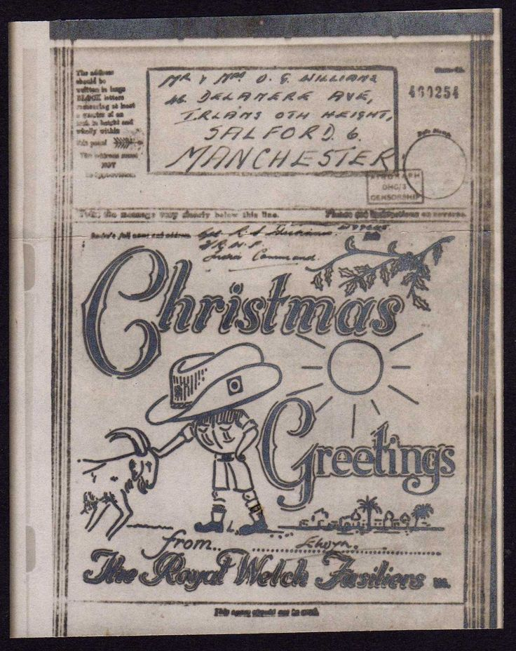 1 RWF Christmas Card India.