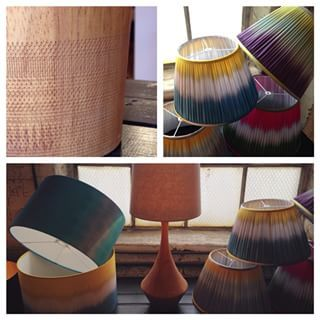 Hand-turned, ethically sourced and British made #lighting #designs are plentiful at #CDW2015 thanks to Copper & Silk! See more from them in the #designfactory #exhibition #london #clerkenwell #interiors instidy.com