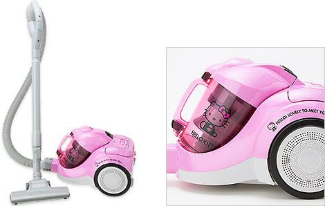 Hello Kitty Vacuum Cleaner... Kristin & Kenleigh would love this! http://www.slideshare.net/CharlesITaylor/upright-vacuum-cleaner-for-pet-hair-best-upright-vacuum