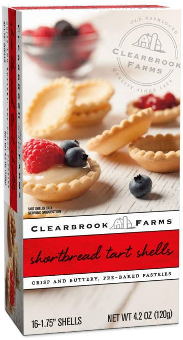 Clearbrook farms tart filling