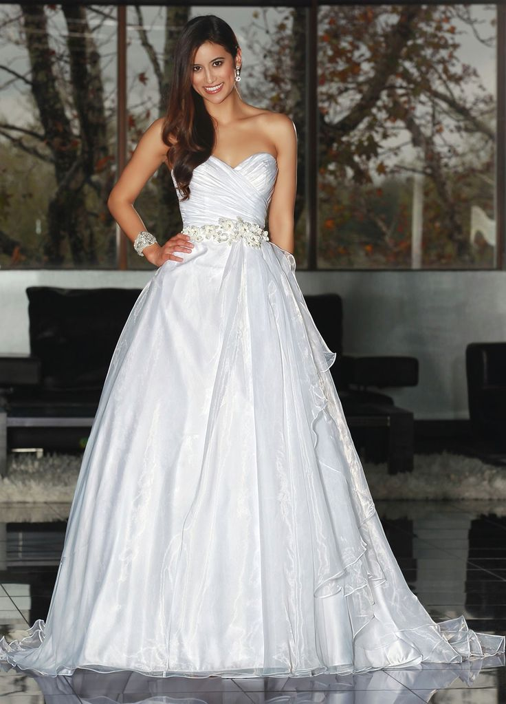 Davinci Wedding Dresses - Style 50213 #wedding #dresses