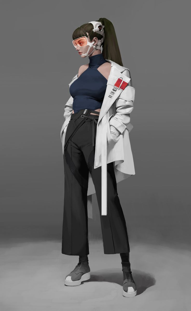 ArtStation - doctor, Siwoo Kim