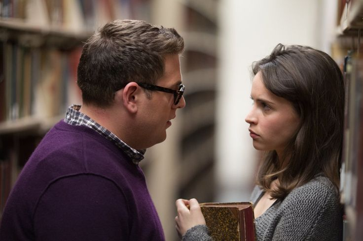 Felicity Jones and Jonah Hill in True Story (2015) - IMDb