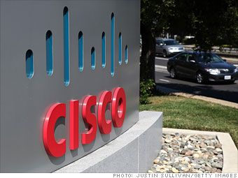 World's Most Admired Companies: Cisco Systems ranks No. 49