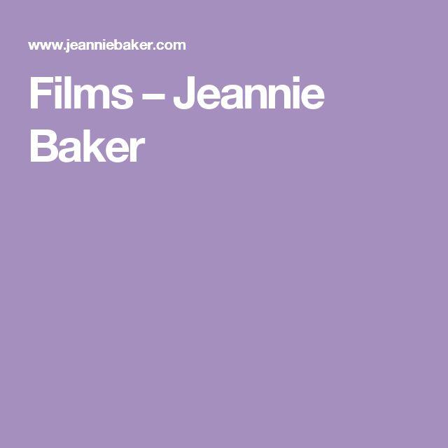 Films – Jeannie Baker
