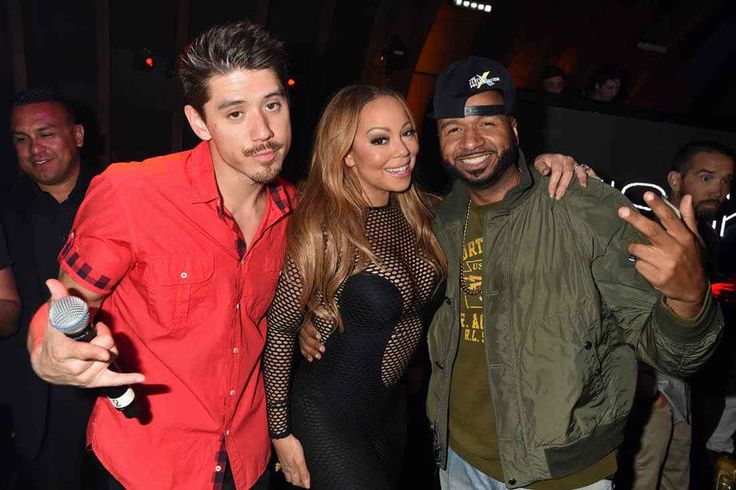 Is Mariah Carey pregnant with her backup dancer? #BryanTanaka, #MariahCarey, #Pregnancy, #Rumors