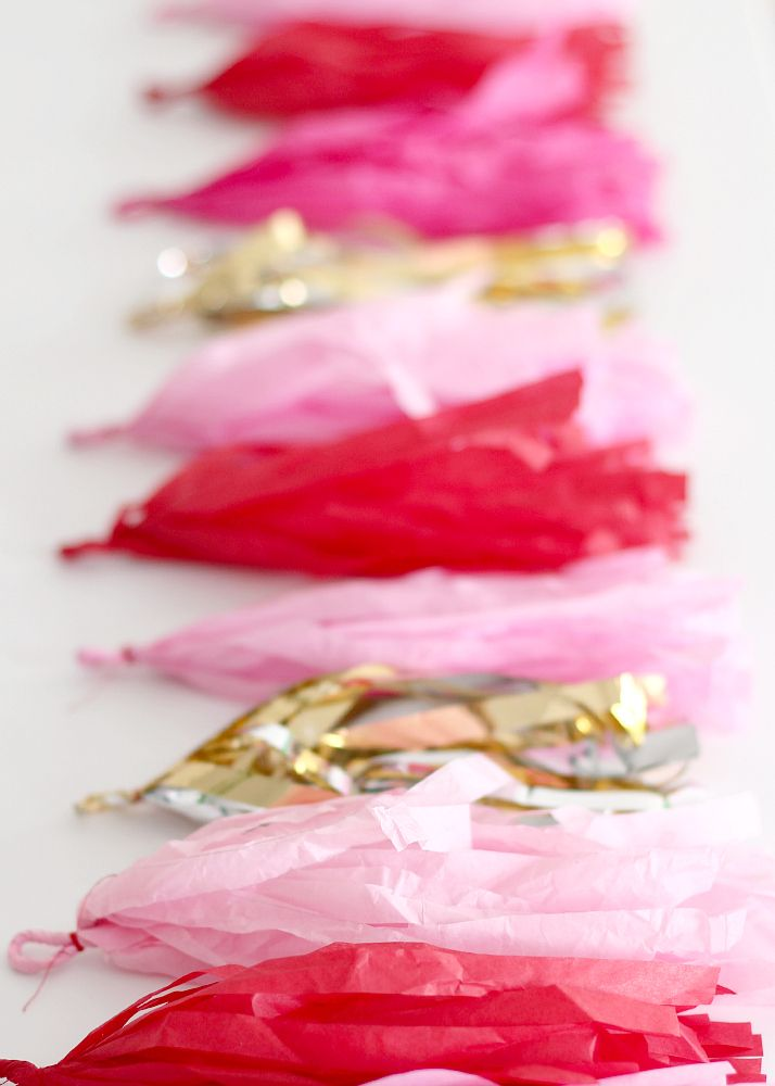 Do It Yourself: Tassel Garland | The Daily Dose