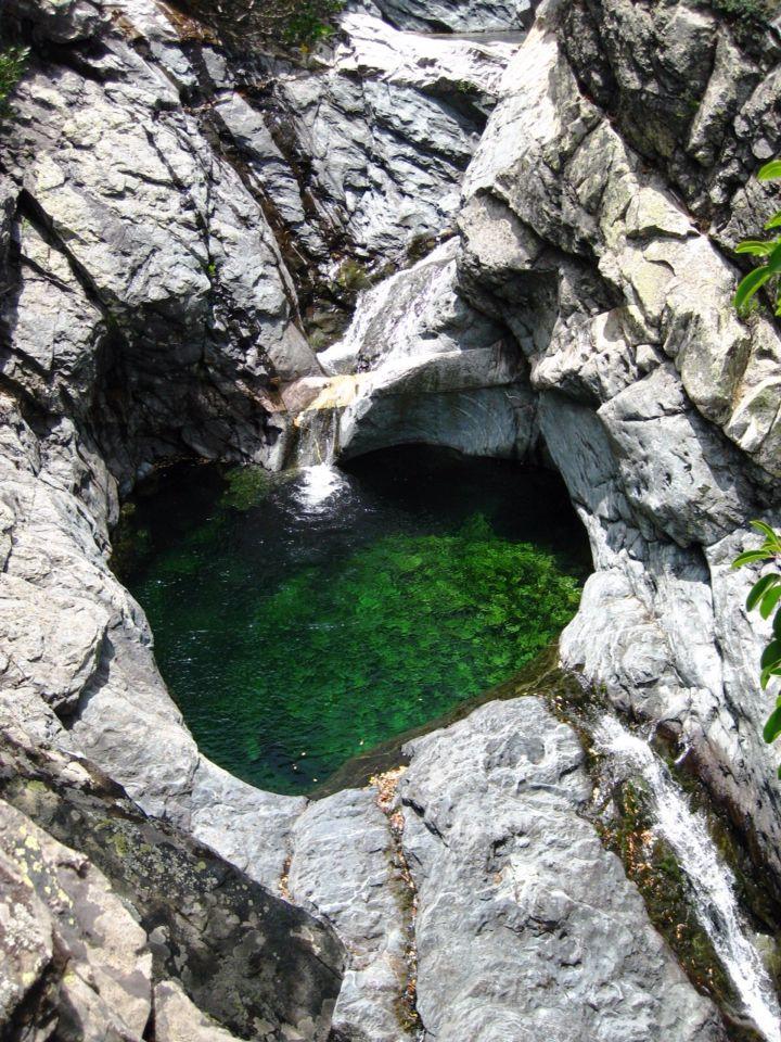 Physical pool in Samothraki