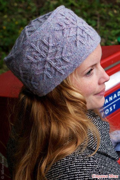 """Шапка - кубанка """"Снежинка"""" и варежки.: Дневник пользователя значит это я - Страна Мам"""