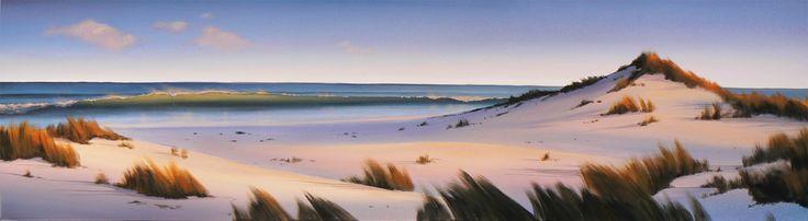 """""""Morning Break"""", acrylic on canvas, by Douglas Reid"""