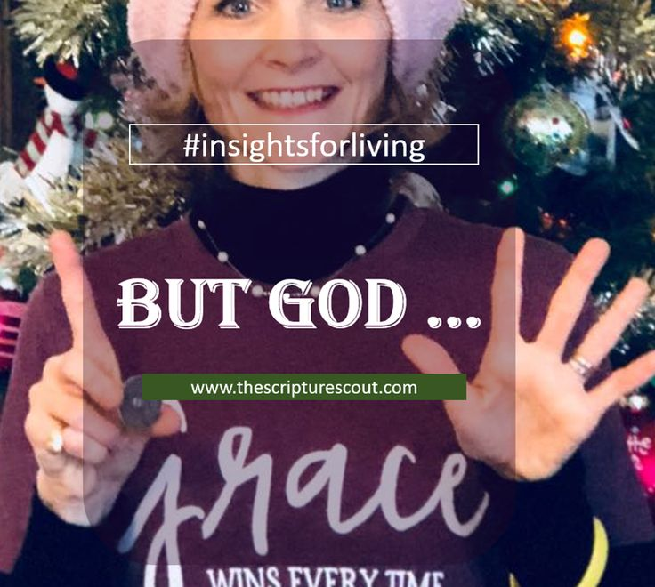 """God is enough. And really, isn't He where we get enough-ness? I'll bet you can think of plenty of times you needed to say, """"But God ..."""" to put your life into perspective ... that He. Is. Truly. Enough.    Read these words from someone who struggles with addiction.  It will help remind you how to get through a challenging day, no matter WHAT you have in front of you.  I think you'll really appreciate what she has to say.    Romans 5:6-8, Ephesians 4:29, 2 Corinthians 12:9"""