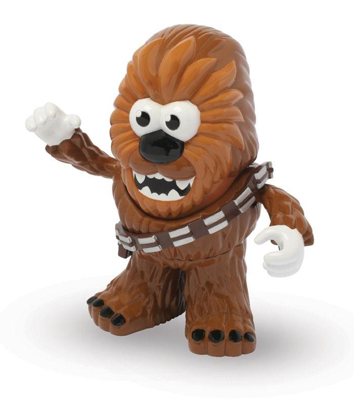 Notre Wookiee Chewbacca se transforme en Mr Patate. Assembler, transformer notre Mr Patate Chewbacca à l'aide de ses compères, les autre Mr Patate Hulk, Spiderman, Dark Vador, Stromtrooper, Homer Simpson et plein d'autres que vous trouverez dans notre boutique : http://www.kid-avenue.com/figurine-ppwtoys-xsl-451_453.html  #mrpatate #mrpotato #chewbacca #cadeau #jouet #figurine #collection