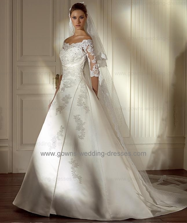 wedding dress informal discount