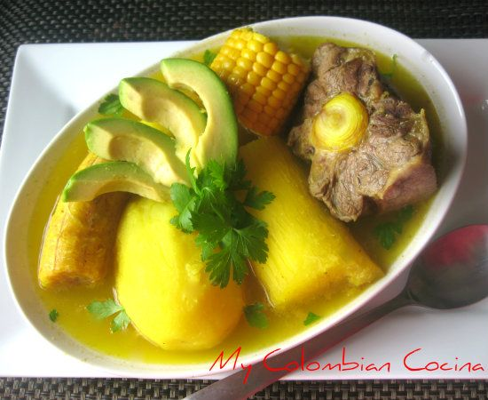 Sancocho de Cola