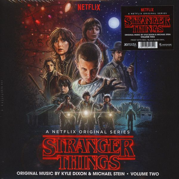 Kyle Dixon (2), Michael Stein (9) - Stranger Things - Volume Two (A Netflix Original Series)