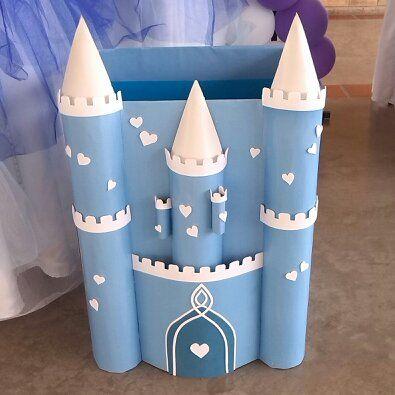 Caja para regalos Frozen