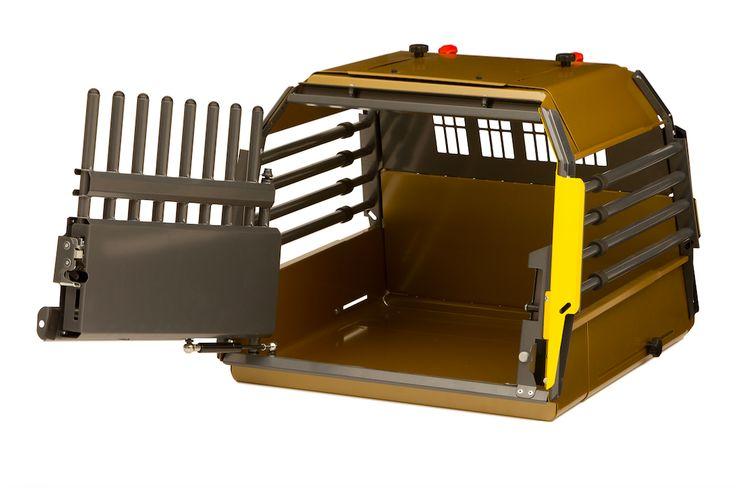 MIM Variocage World's Safest Dog Transport Crate-MiniMax