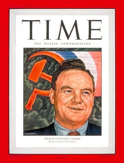 Maurice Thorez | June 3, 1946