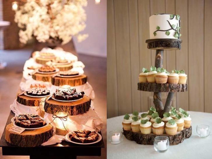 1000 ideen zu wald hochzeits torten auf pinterest for Tischdeko hochzeit holz