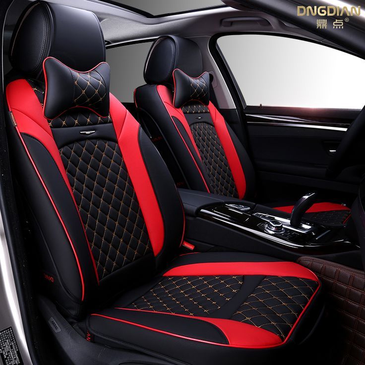 6D Styling Car Seat Cover For Chevrolet Cruze Malibu Sonic Spark Trax Sail captiva epica,High-fiber Leather,