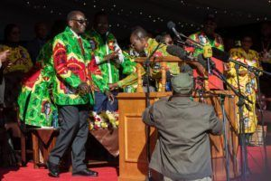 'Support Mugabe or Die:' Zimbabwe President's Party 'Using Death Threats' to Make Supporters Attend Rallies - The Zimbabwean - http://zimbabwe-consolidated-news.com/2017/06/22/039support-mugabe-or-die039-zimbabwe-president039s-party-039using-death-threats039-to-make-supporters-attend-rallies-the-zimbabwean/
