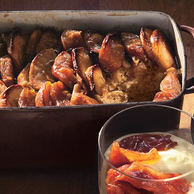 Find the recipe for Apple and Maple Bread Pudding and other calvados ...