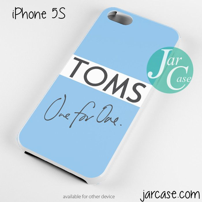 Toms One For One Phone case for iPhone 4/4s/5/5c/5s/6/6 plus