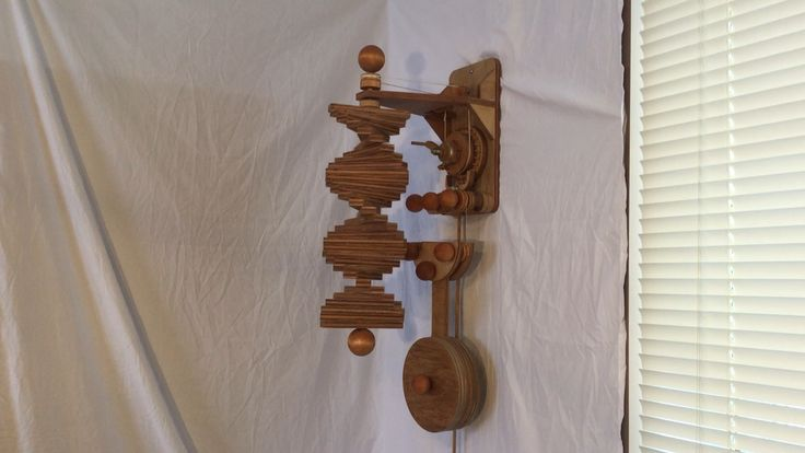 """""""Swirl"""" Kinetic Sculpture Plans gives you step by step instructions to build your own kinetic art sculpture ."""