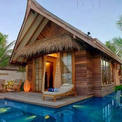 36 best images about nipa hut on pinterest traditional for Best house resort design