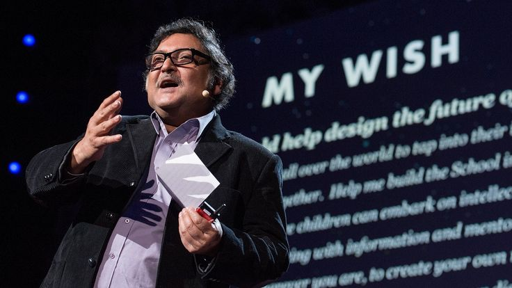 Sugata Mitra_ Build a School in the Cloud  innovation in education and career opportunities