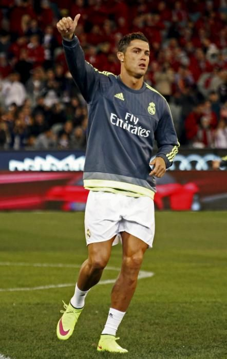 Cristiano Ronaldo CR7 Real Madrid