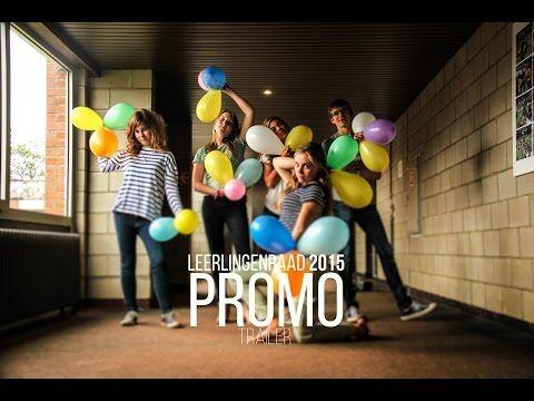 Leerlingenraad Promo 2015 - YouTube