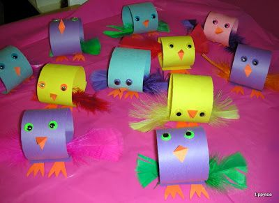 Tippytoe Crafts: chicks