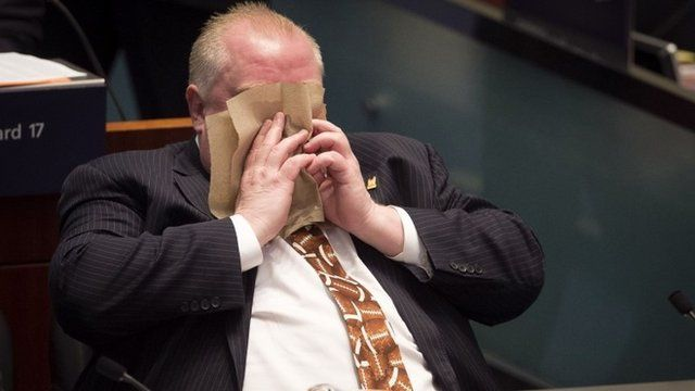 Toronto Mayor Rob Ford denies trying to buy crack video #robford #robfordtshirt #robfordtoronto